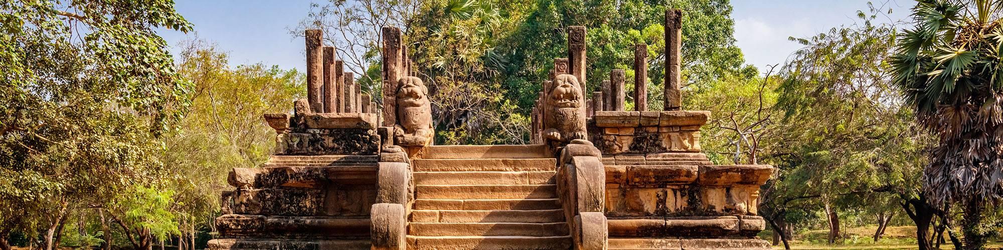 Culture & Heritage Tours in Sri Lanka