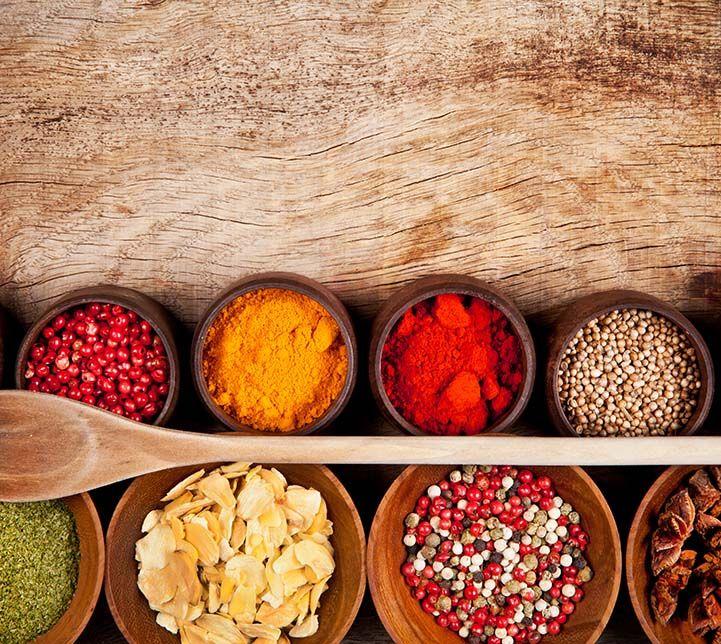 Spices, Sri Lanka