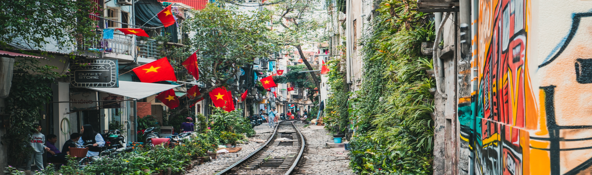 Travel Vietnam by train