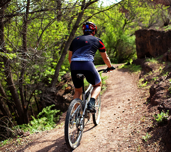 Hill Country cycling trip