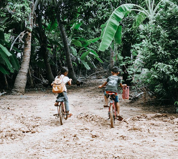 Culture, nature, Cambodia