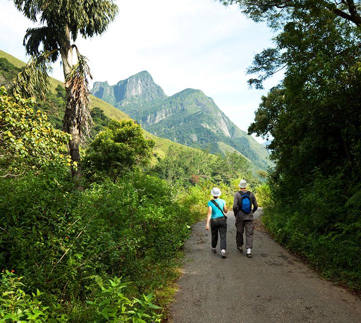Trekking tour in Sri Lanka