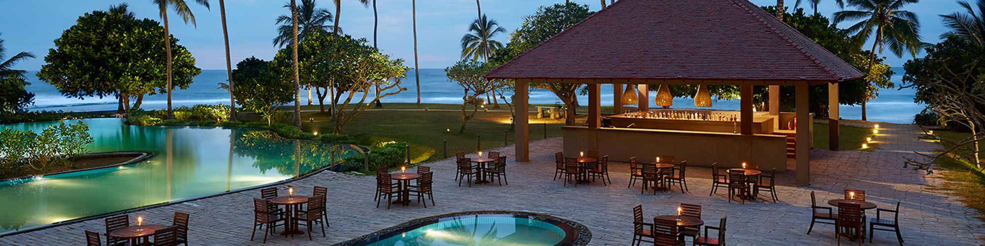 Hikka Tranz Hotel, Hikkaduwa, Sri Lanka