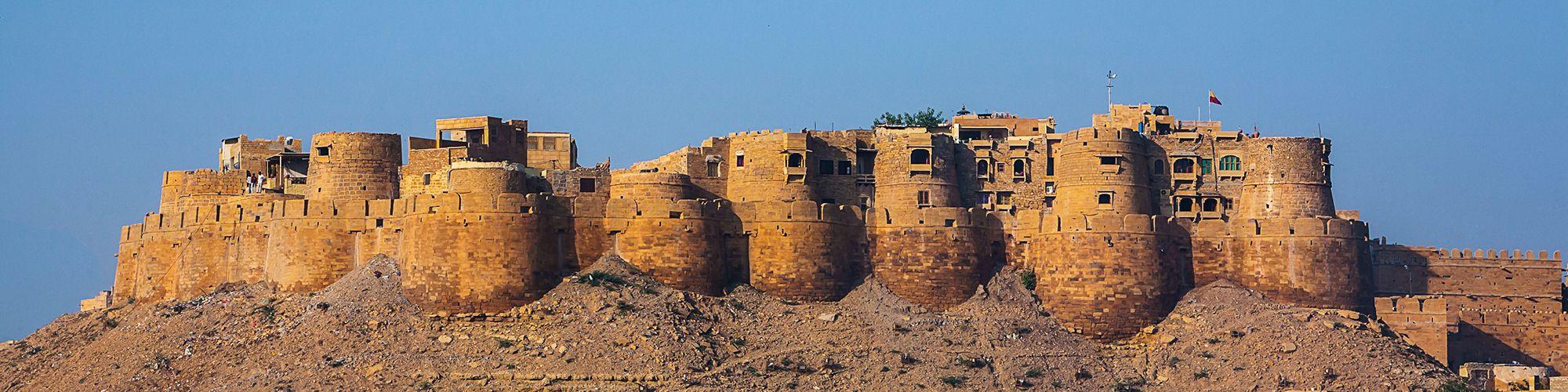 Fort, Jaisalmer, Rajasthan