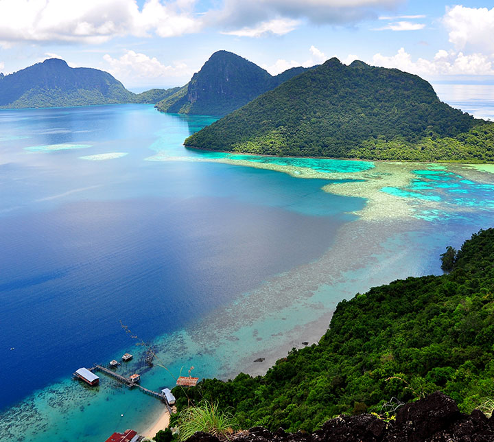 Malaysia islands tour