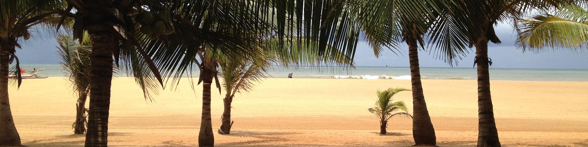 Beach negombo