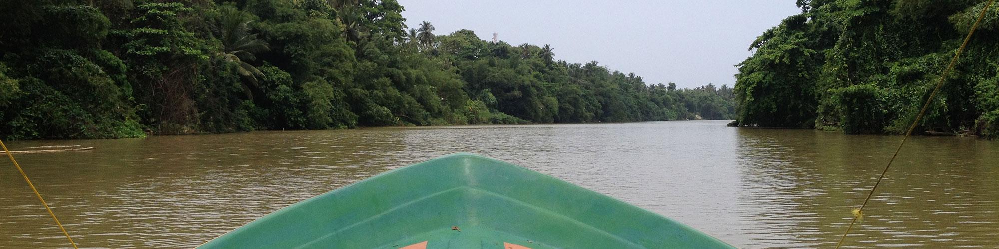 River safari day sri lanka