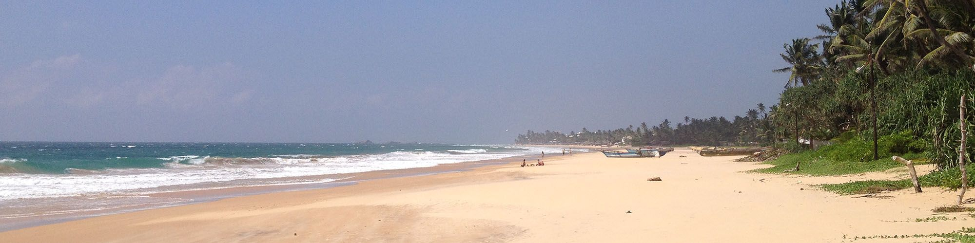 Sri Lanka, Beach, White sand