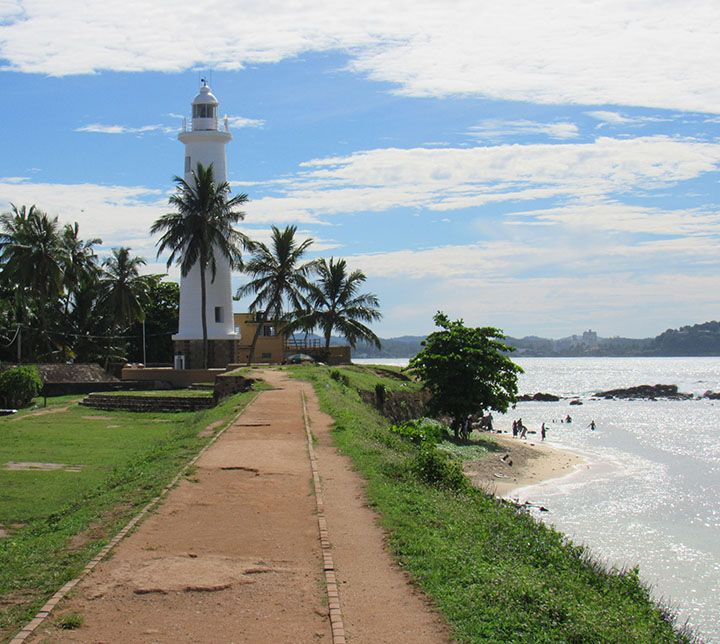 Sri Lanka, Galle, Fort
