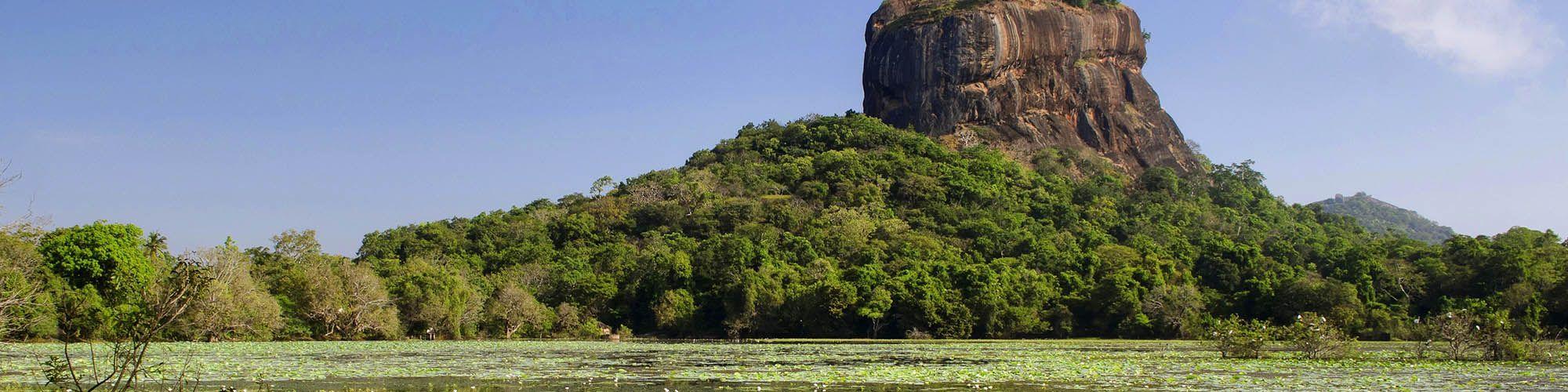 Sri Lanka - Lion Rock - Sigiriya