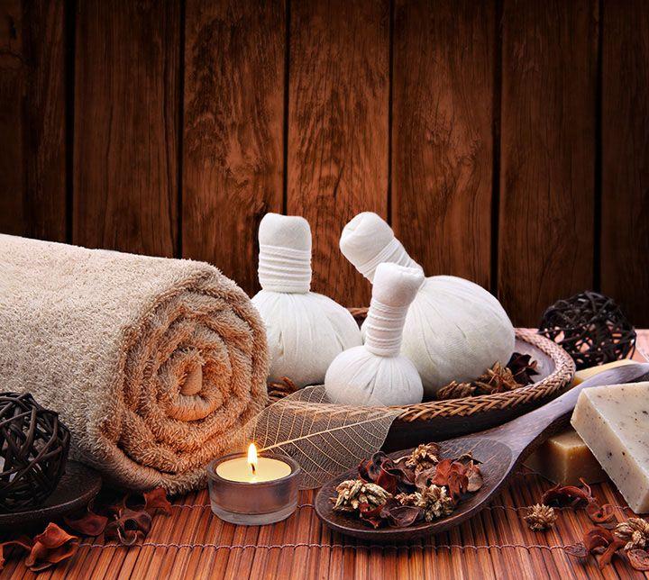 Massage accessoires, spa, Sri Lanka