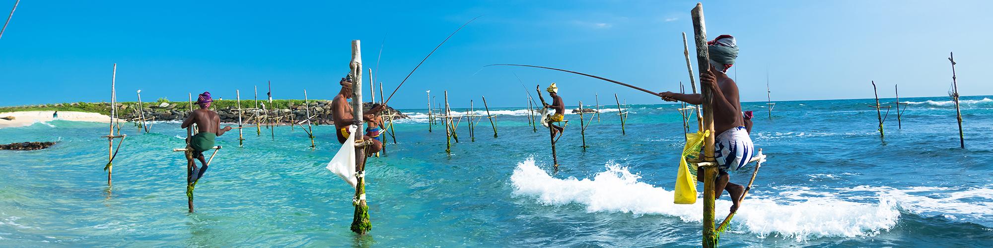 Stiltfishermen-Sri-Lanka