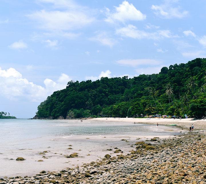 Seashore, Ragnar Vorel, Koh Chang, Thailand