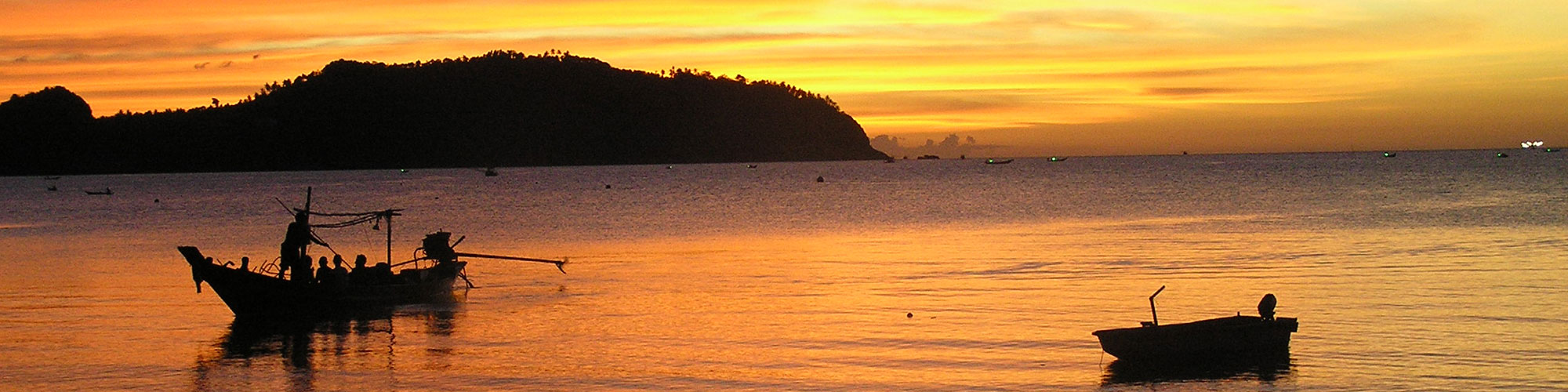 Thailand-sunset