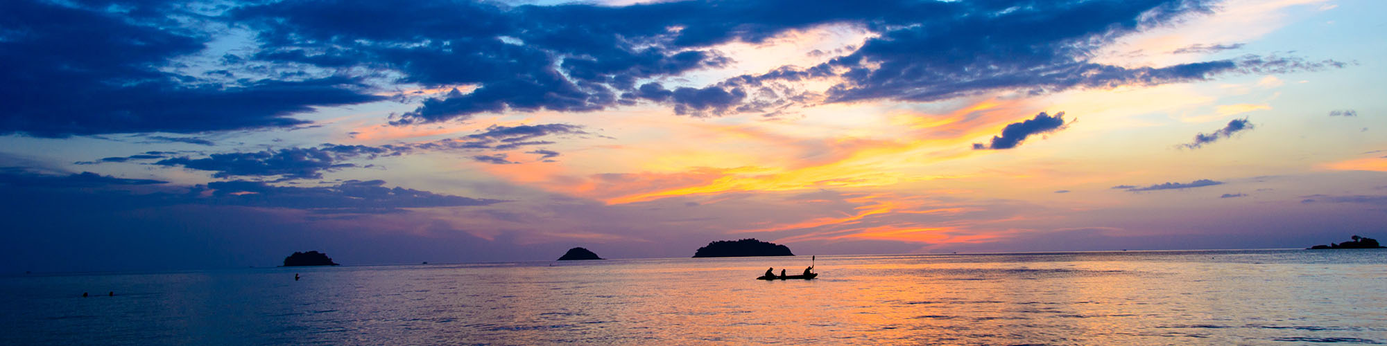 Sunset, Koh Chang,Thailande