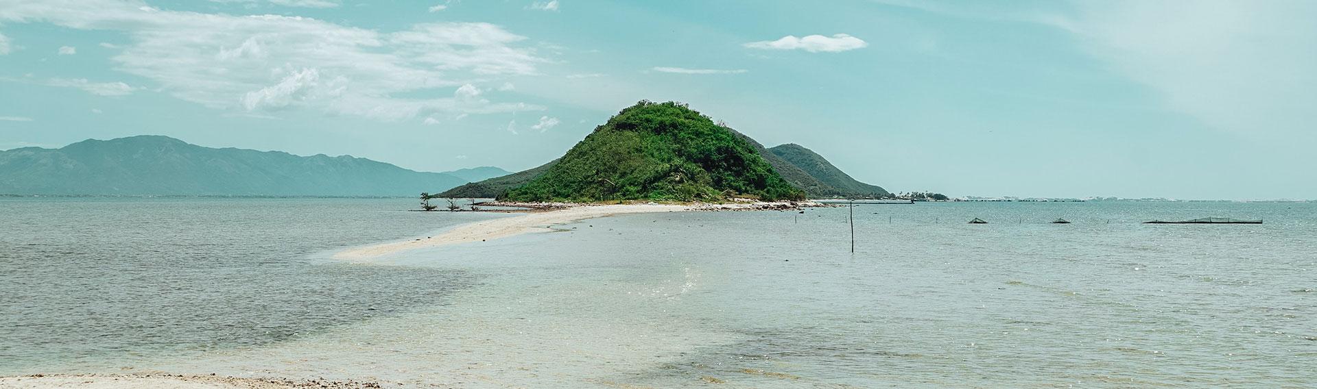 Vietnam, Con Dao, Beach