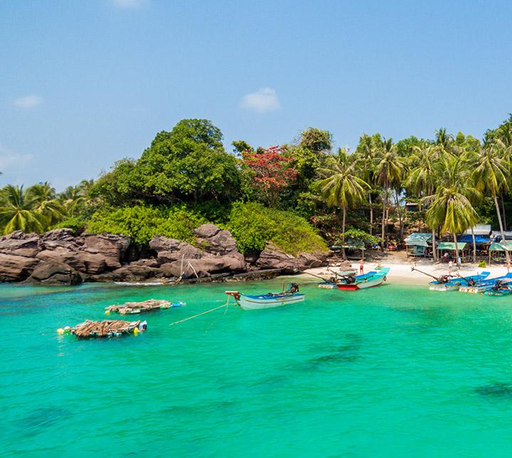 Vietnam, Phu Quoc, Seaside