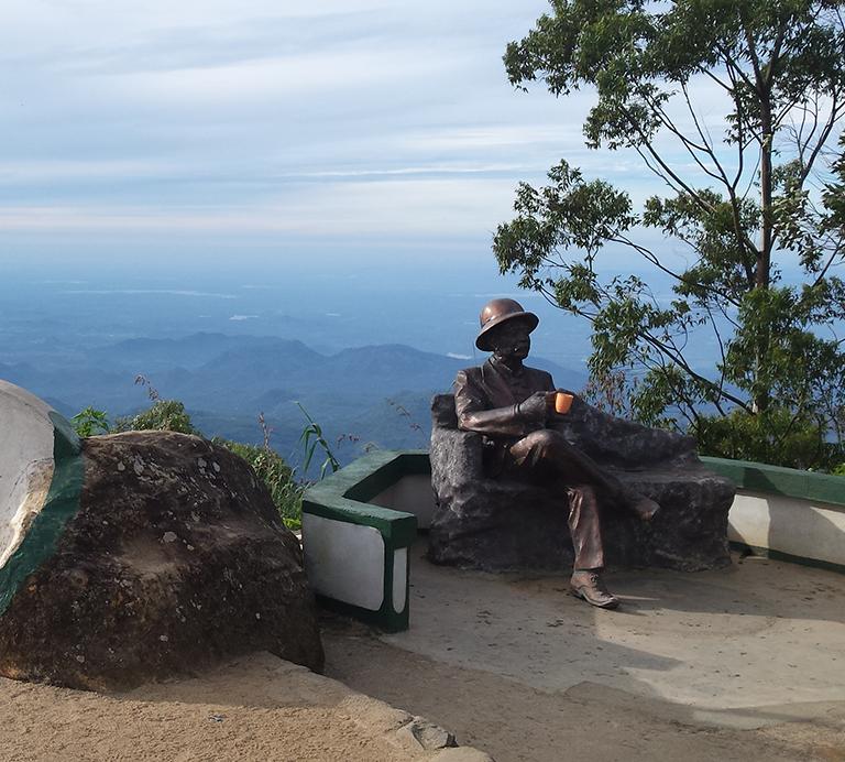 Lipton's Seat in Haputale