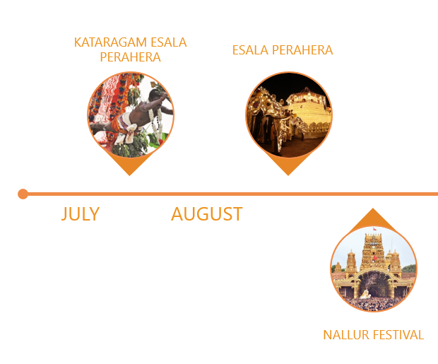 Festivals in July-August